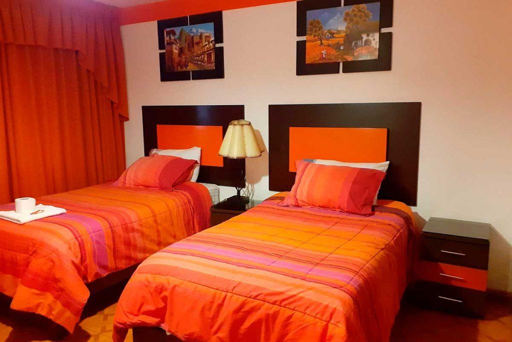 hotel huaraz